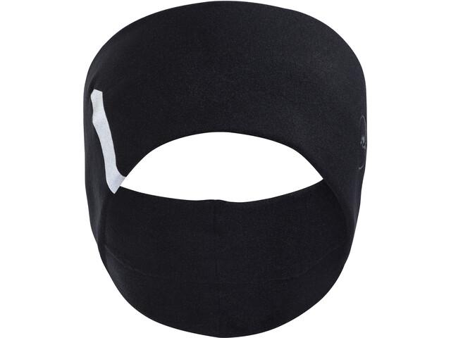 HAD Printed Fleece HADband Black Eyes Reflective 3M